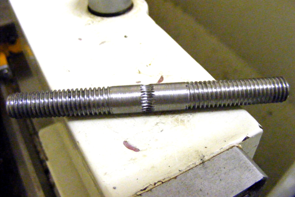 Adjustable-Hobbed-Bolt