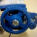Reprap Extruder & 3D Printer Update